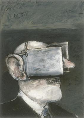 """Jerzy Kołacz """"Tunnel Vision"""""""