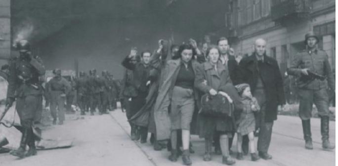 Chcieli umrzeć godnie – 74 lata temu w warszawskim getcie wybuchło powstanie