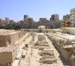 Ruiny aleksandryjskiego Serapeionu