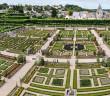 Zamek Villandry i jego s_ynne ogrody