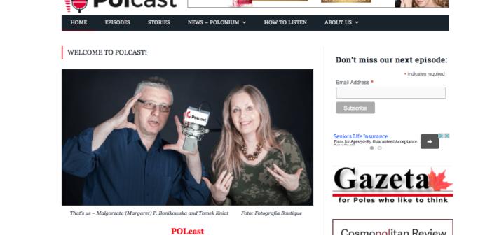 POLcast – pierwszy taki projekt na świecie