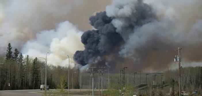 Trwa szacowanie skutków pożarów lasów w Albercie
