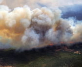 Duże straty dla przemysłu naftowego z powodu pożarów