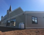 Polski kościół odbudowany