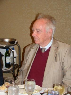 Uroczystość uświetnił swoją obecnością związany blisko z Salonem wybitny pisarz, kompozytor, autor tekstów piosenek Jarosław Abramow-Newerly