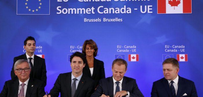 W czwartek wchodzi w życie unijno-kanadyjska umowa handlowa CETA
