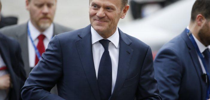 """Wszyscy """"za"""", tylko Polska """"przeciw"""" – Donald Tusk wybrany ponownie"""