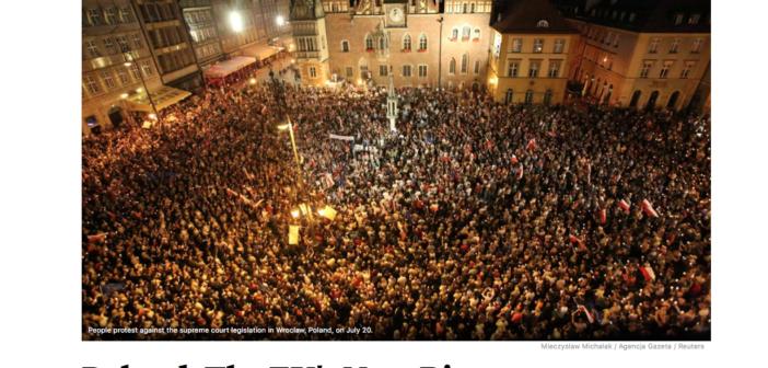 O sytuacji w Polsce na świecie (uaktualniane raz dziennie)