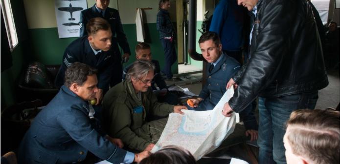 """Polski film """"Dywizjon 303"""" znakomicie przyjęty w Pałacu Kensington"""
