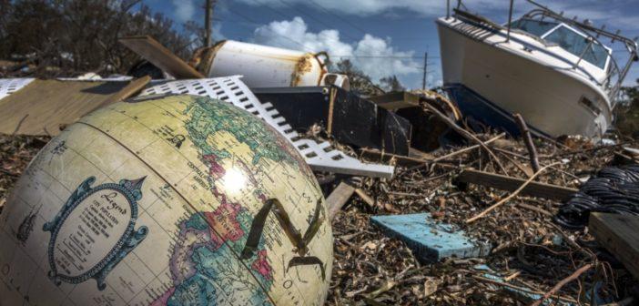 Zniszczenia na Florydzie