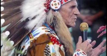 On nie był Indianinem…