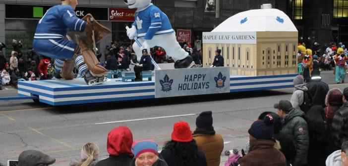 Parada Mikołajowa w Toronto