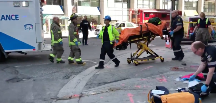 Tragedia w Toronto (uaktualniane na bieżąco) – zdjęcia