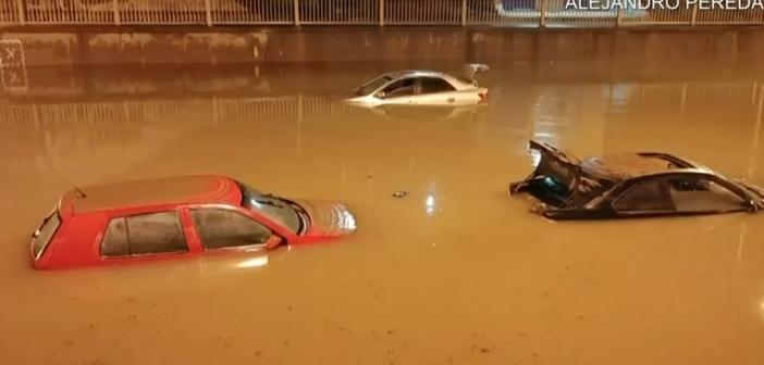 Potop i akcja bohaterów