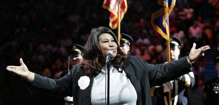 """Zmarła """"królowa soulu"""" Aretha Franklin – POSŁUCHAJMY"""