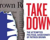 Książka-zemsta Patricka Browna